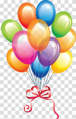 Birthday cake Balloon Party , banquet PNG clipart
