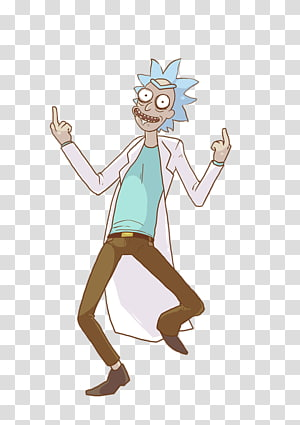 Rick Sanchez Morty Smith Meeseeks and Destroy Fan art , rick and morty PNG
