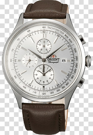 Chronograph Orient Watch Automatic watch Seiko, orient automatic watches PNG clipart