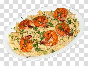 Biryani Pasta Risotto Pilaf Vegetarian cuisine, prawn PNG clipart