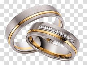 Wedding ring Marriage Białe złoto, Menu Especial PNG
