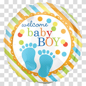 Balloon Infant Boy Baby shower Child, balloon PNG clipart