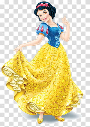 Snow White Disney Princess Princess Aurora Dress Cinderella, snow white PNG clipart
