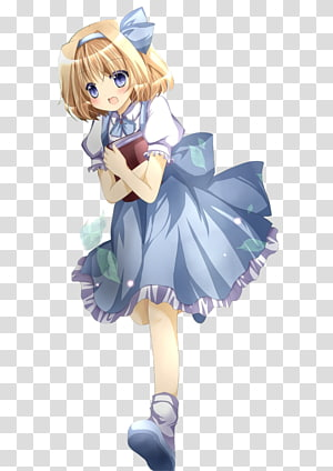 PC-9800 series Alice Margatroid Touhou Project Personal computer Anime, Anime PNG clipart