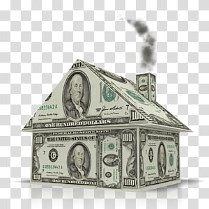 Money House Home Finance , falling money PNG clipart