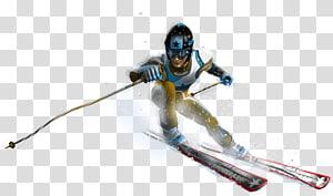 Biathlon Ski Bindings Ski Challenge Alpine skiing, skiing PNG clipart