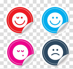 Smiley Facial expression Fuuse, Stickers, facial expressions, smiling faces PNG clipart