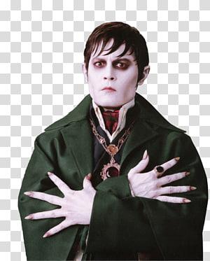 Barnabas Collins Johnny Depp Dark Shadows Film Television, johnny depp PNG clipart