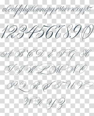 Font Italic type Calligraphy Cursive Typeface, Calligraphy alphabet PNG