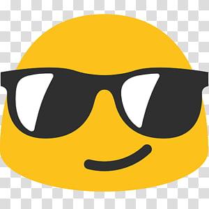 Emoji Smiley Thepix Emoticon, sunglasses emoji PNG clipart
