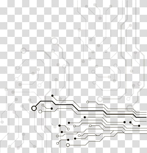 electric circuit illustration, Electrical network Printed circuit board Electronic circuit Electronics, electronic circuit board design PNG