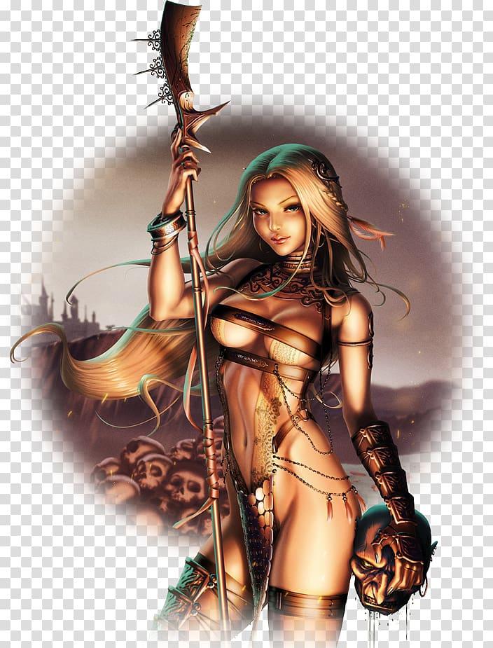 Fantasy Art Female Pixie Warrior