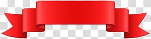 Banner Ribbon , Red Banner sale Banner PNG