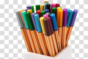 Colored pencil Colored pencil Marker pen, Marker Pen PNG clipart