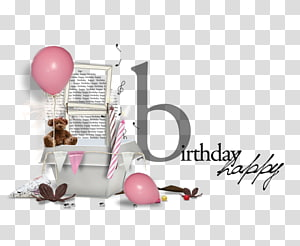 Birthday cake Wish Happiness Sister, happy Birthday PNG clipart