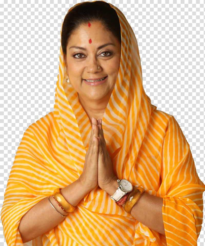 woman praying, Vasundhara Raje Chief Minister of Rajasthan Chief Minister of Rajasthan, others PNG