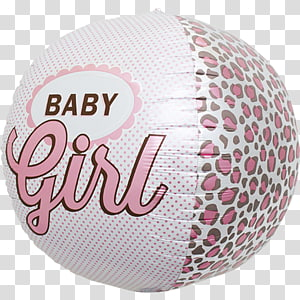 Balloon Infant Baby shower Girl Childbirth, balloon PNG clipart