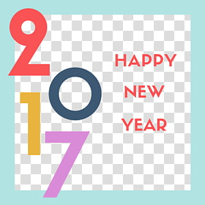 New Year\'s Eve New Year\'s Day Diwali Wish, New Year 2017 (11) PNG clipart