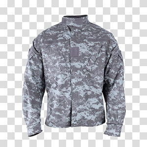 Army Combat Uniform Propper Military Universal Camouflage Pattern Top, military PNG