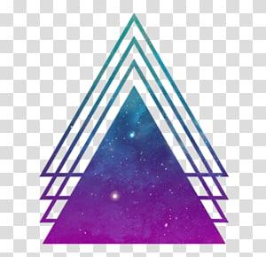 Triangle Sacred geometry Shape, triangle PNG