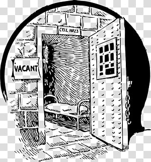 Prison cell Open prison , jail cell PNG clipart