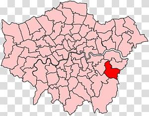 London Borough of Islington London Borough of Southwark City of Westminster London Borough of Camden London boroughs, map PNG clipart
