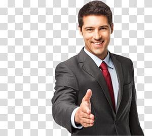 Businessperson Business idea , shake hands PNG