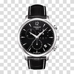 Watch strap Tissot Chronograph, rolex PNG
