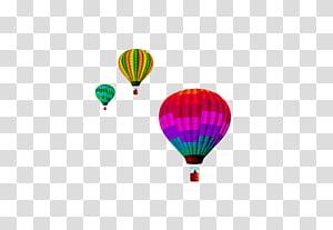 Hot air balloon Parachute Aerostat, parachute PNG