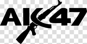 AK-47 Firearm Decal Sticker Weapon, ak 47 PNG clipart