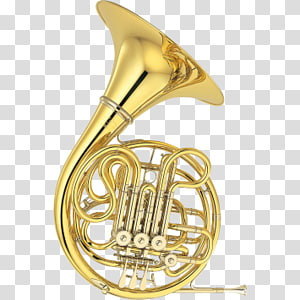 French Horns Yamaha Corporation Musical Instruments Brass Instruments Wind instrument, musical instruments PNG
