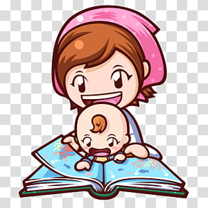 Babysitting Mama Cooking Mama 2: Dinner with Friends Crafting Mama Gardening Mama, Babysitting s PNG clipart