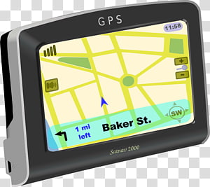 GPS Navigation Systems Car Global Positioning System Automotive navigation system , car PNG clipart
