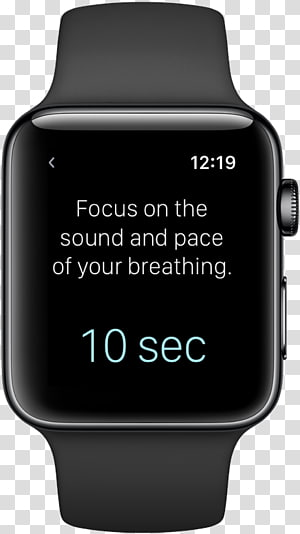 Apple Watch Series 2 Apple Watch Series 3 Smartwatch, Muscle Relaxation PNG clipart