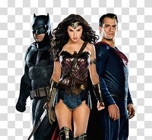 Batman/Superman/Wonder Woman: Trinity Aquaman, Wonder Woman PNG