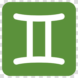 Gemini Emoji Horoscope Astrology Scorpio, gemini PNG clipart