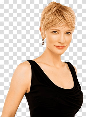 Cate Blanchett Pixie cut Short hair Hairstyle Actor, actor PNG