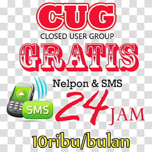 Closed User Group Telkomsel SimPATI Indosat Family, senja PNG