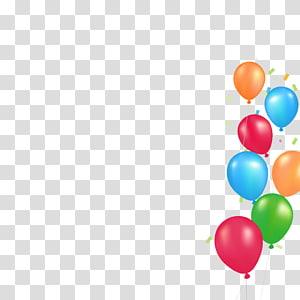 Birthday Balloon , Birthday PNG clipart
