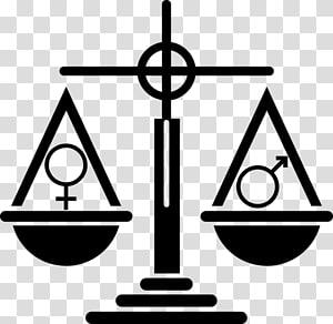 Gender equality Gender inequality Gender symbol, woman PNG clipart