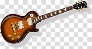 Electric guitar Acoustic guitar , rock PNG