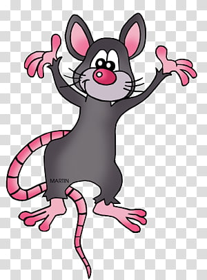 Mickey Mouse Rat , mouse PNG clipart