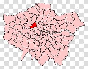 London Borough of Southwark City of Westminster London Borough of Islington London Borough of Hackney London boroughs, map PNG clipart