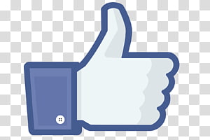 Facebook like button Social media YouTube, facebook PNG clipart