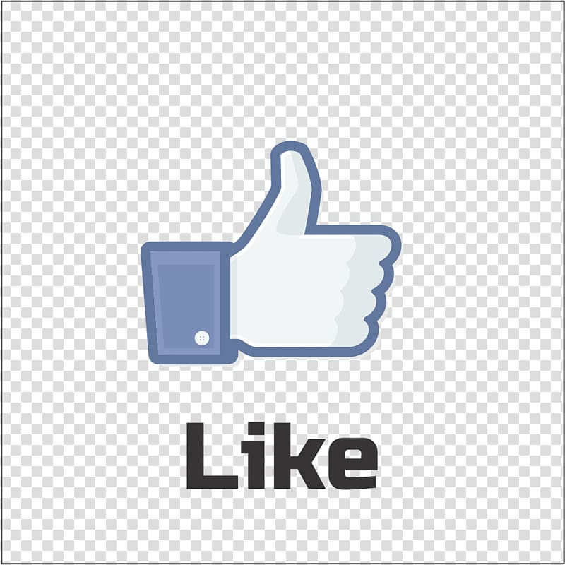 like thumbs up illustration, Facebook Social media Like button YouTube Social network advertising, Like Grey Icon PNG clipart