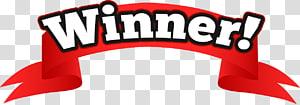 Logo Banner , winner banner PNG clipart