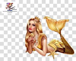 Mermaid Woman Legendary creature Humour, Mermaid PNG clipart