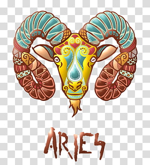 Aries Zodiac Astrological sign Horoscope Astrology, aries PNG