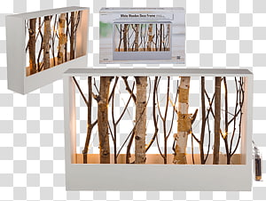 Driftwood Branch Furniture Tree, wood PNG
