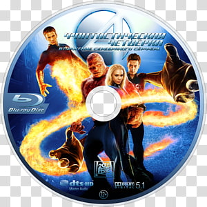 Silver Surfer Invisible Woman DVD Fantastic Four Film, invisible woman PNG